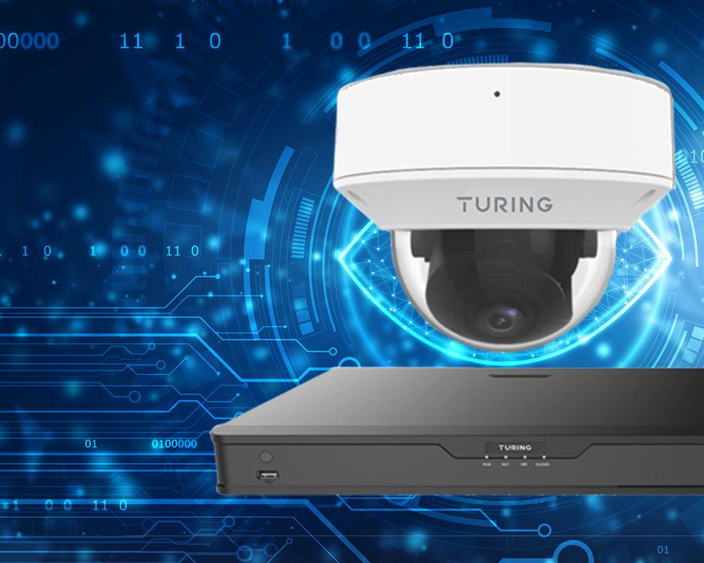 Turing Smart Series IP Cameras and NVRs